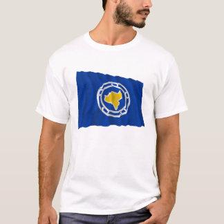 Ngeremlengui Waving Flag T-Shirt