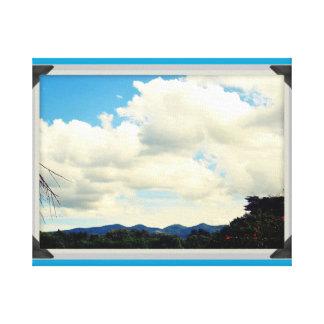 Ngong Hills, Kenya Canvas Print