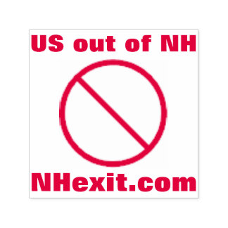 NHexit.com Stamp