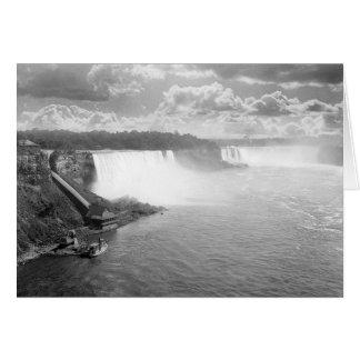 Niagara Falls, 1905 Card