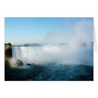 Niagara Falls. Card