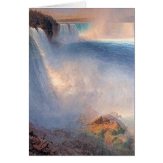 Niagara Falls from the American Side Card