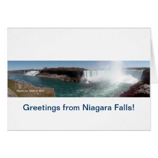 Niagara Falls gift Card