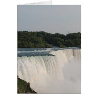 NIagara Falls Greeting Card - Blank