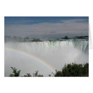 Niagara Falls/ Horseshoe Falls Card