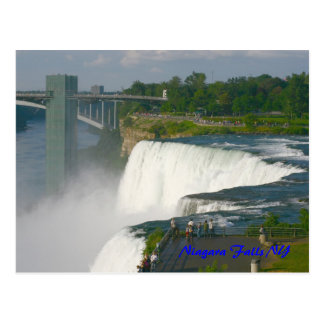 Niagara Falls NY Postcard