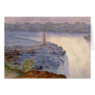 Niagara Falls Observatory 1846 Card