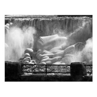Niagara Falls Postcard