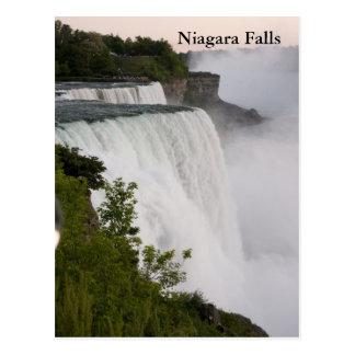 Niagara Falls, US Postcard