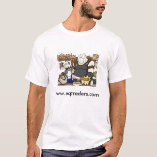 Niami & Ngreth w/EQTC logo T-Shirt