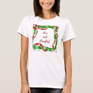 Nice and Naughty! T-Shirt