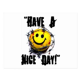 nice day energy post card