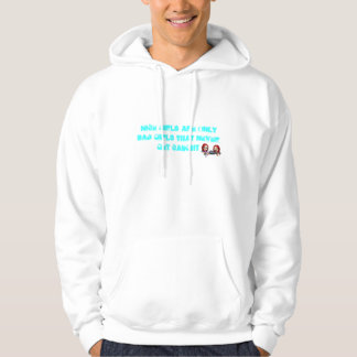 Nice Girls are only Bad girls Hoodie