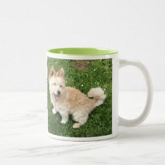 Nice mug for dog lovers