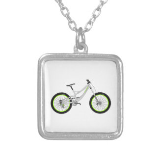 Nice Sport Cycle Custom Necklace