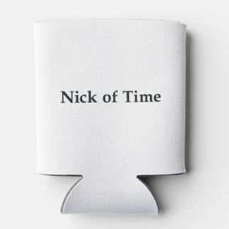 """Nick of Time"" can/bottle"