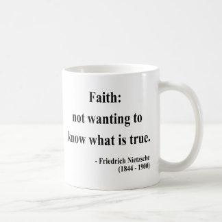 Nietzsche Quote 5a Coffee Mug