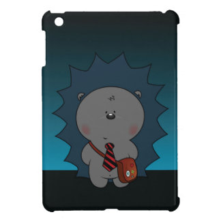 nigel the hedgehog iPad mini covers
