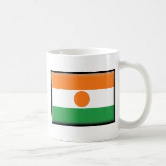 Niger Flag Coffee Mugs