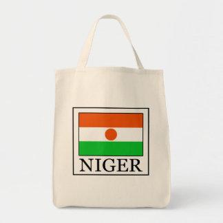 Niger Grocery Tote Bag