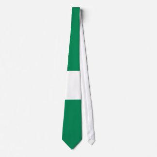 Nigeria Flag Tie