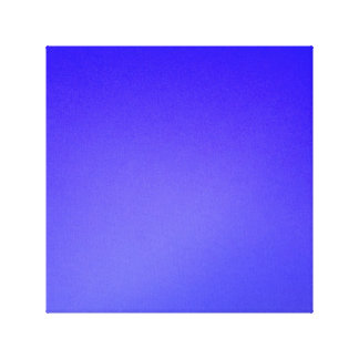 """""""Night"""" Blue Canvas Picture"""