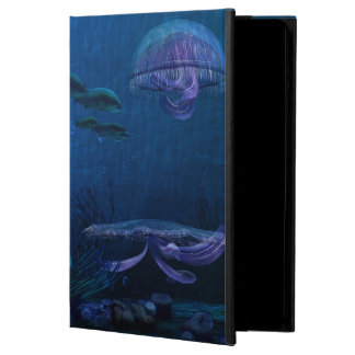 Night Lights Jellyfish Aquarium iPad Air Case