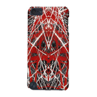 NIGHT OF  THE BAT ss (abstract art) ~ iPod Touch (5th Generation) Cover