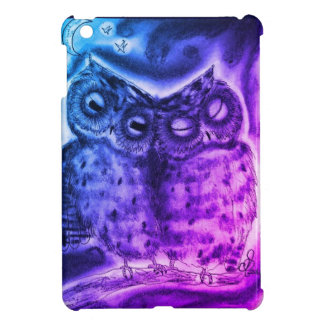 Night Owl Lovebirds Case For The iPad Mini