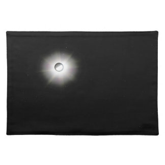 Night Sky with the Moon in Constellation Taurus Placemat