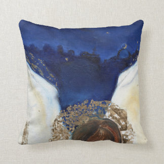 Night the angel got his wings 2014 cushion