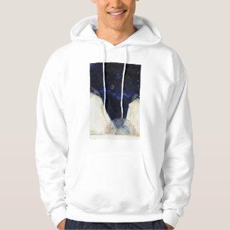 Night the angel got his wings 2 2013 hoodie