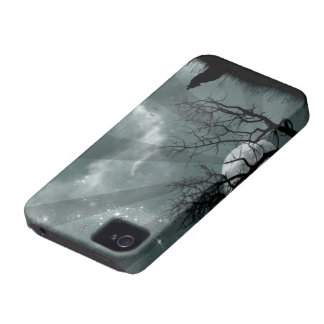 Night Time Sky iPhone 4 Covers