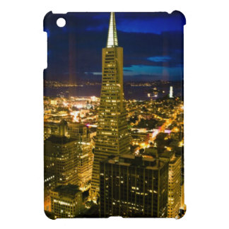 Night view of San Francisco. iPad Mini Cover