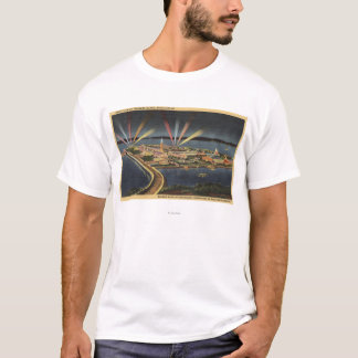 Night View of Treasure Island, Internat'l Expo T-Shirt