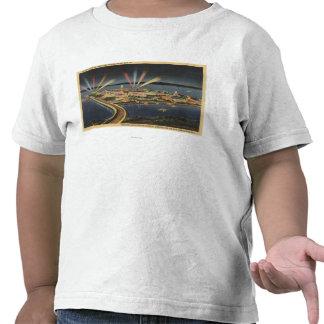 Night View of Treasure Island, Internat'l Expo Shirt