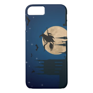 Night Witch Phone Case