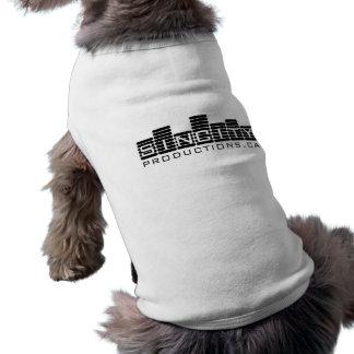 Nightshirt for your doggie sleeveless dog shirt