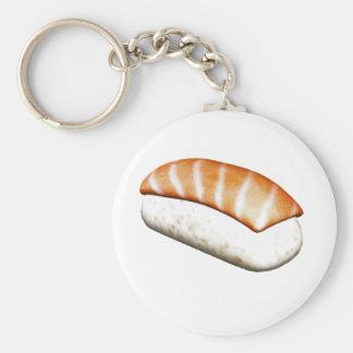 Nigiri Sake Sushi Basic Round Button Key Ring