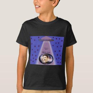 Nikola Tesla Genius T-Shirt
