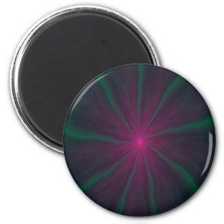 Nine Green Fingers  Magnet