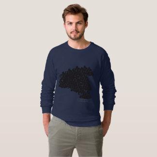 Ninja American Apparel Raglan Sweatshirt