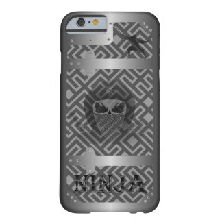 Ninja and Japan Barely There iPhone 6 Case