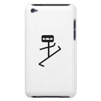 Ninja Jump Ipod Touch Case
