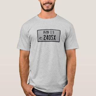nissan 240sx 180 drifting tuner car shirt