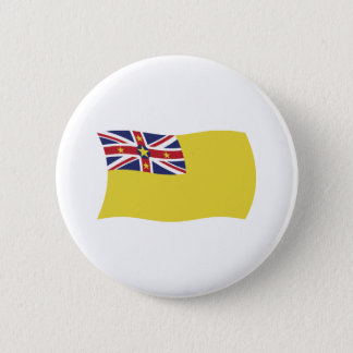 Niue Flag Button