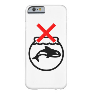 No aquatic prisons barely there iPhone 6 case
