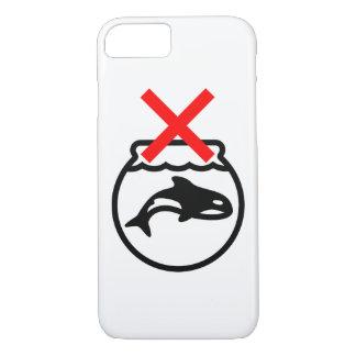 No aquatic prisons iPhone 8/7 case