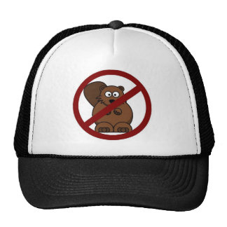 no beavers cap