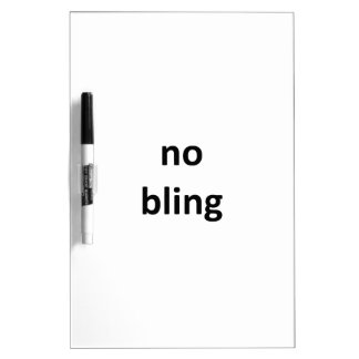 no bling jGibney The MUSEUM Zazzle Gifts png Dry-Erase Board